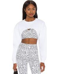 L'urv Treasure Sweatshirt - White