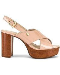 Kendall + Kylie Shian Patent Sandal - Multicolour