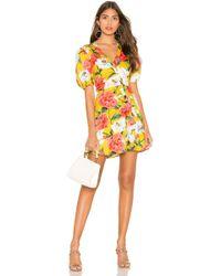 Parker Minna Dress - Gelb