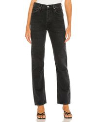 Agolde - Lana Straight. Size 26, 28, 29. - Lyst