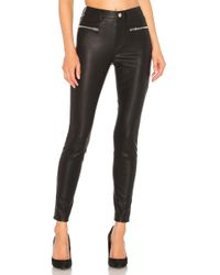 Blank NYC - Vegan Legging With Zip Pockets In Black - Lyst