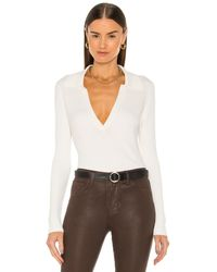 L'Agence Evie セーター - ホワイト