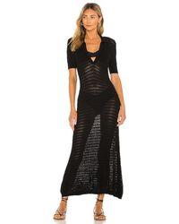Devon Windsor Nola Dress - Black
