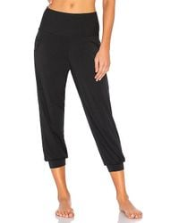 Commando - Butter High Rise Jogger In Black - Lyst