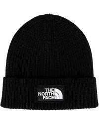 The North Face ビーニー - ブラック