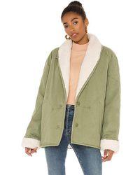 Tularosa Military Jacket - Green