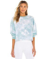 L'urv Solar Mist Sweatshirt - Blue