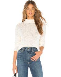 Callahan - Liva Sweater In White - Lyst