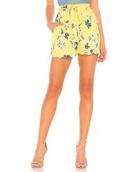 Yumi Kim - Moni Shorts In Yellow - Lyst