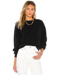 Anine Bing Reed スウェットシャツ - ブラック