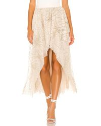 Free People Can't Stop The Feeling Skirt - White