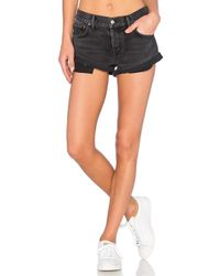 GRLFRND - Adriana Slouchy Short In I Just Fall - Lyst