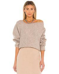 Line & Dot Tamar セーター - マルチカラー