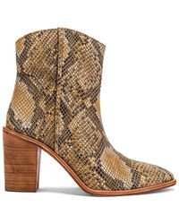 Free People Barclay Ankle Boot - Brown