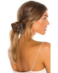 8 Other Reasons All Good Scrunchie - Brown