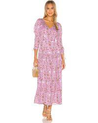 RHODE Shelly Dress - Pink