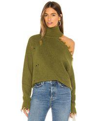 Lovers + Friends Arlington Sweater - Grün