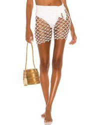 lovewave The Alisa Skirt - White