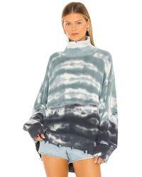 Young Fabulous & Broke Cameron セーター - ブルー