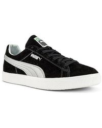 Puma Select Suede In Black. Size 8.5, 9.5, 10, 10.5, 11.