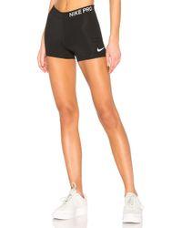 Nike - Pro 3 Inch Short - Lyst