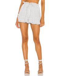Privacy Please Emmie Short - White
