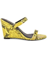 Alias Mae Omina Wedge - Yellow