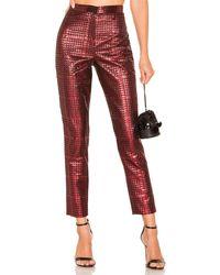 Nbd X Naven Zara Pant - Red