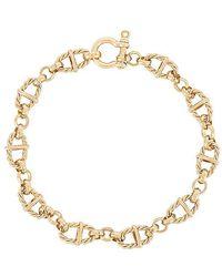 Joolz by Martha Calvo Cruise Necklace - Metallic