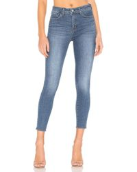 L'Agence - Margot High Rise Skinny Jean. Size 24,25,26,27,28,29,30. - Lyst