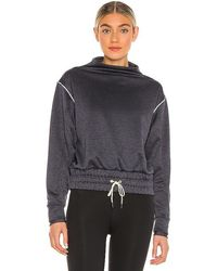 PUMA Elevated Layering Mock Sweatshirt - Black