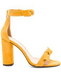 BCBGeneration - Faedra Heel In Yellow - Lyst