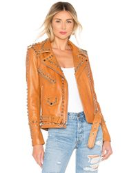 Urban Outfitters - Western Dome Easy Rider Jacket - Lyst