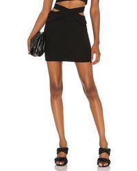 Nbd Hollie ミニスカート - ブラック