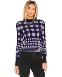 Diane von Furstenberg Roxanne Jumper - Purple