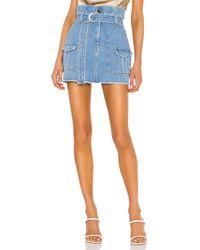 FRAME スカート. Size 29. - ブルー