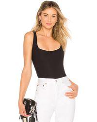 Alix NYC Mott Bodysuit - Schwarz