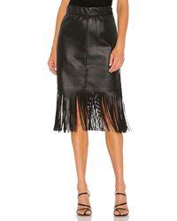 Brochu Walker Rosali スカート - ブラック