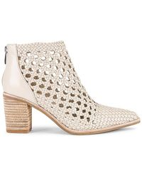 PAIGE Lilah Bootie - Natural