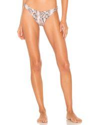 Vitamin A - California High Leg Bottom - Lyst