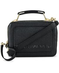 Marc Jacobs The Box 20 バッグ - ブラック