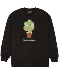 Pleasures Spoke スウェットシャツ - ブラック