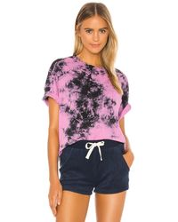 Electric and Rose State Pocket Tee - Pink