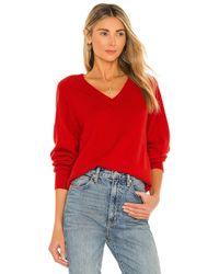 Brochu Walker Moni セーター - レッド