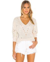 Heartloom Camden sweater - Blanco