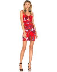 Free People - Sweet Cherry Mini Dress - Lyst
