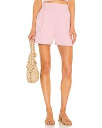 Susana Monaco Maßgeschneiderte Shorts - Pink