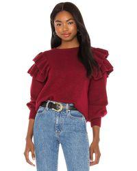 1.STATE セーター - レッド
