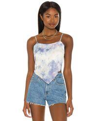 Young Fabulous & Broke Camiseta tirantes joni - Rosa