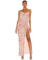 Katie May So Juicy Gown - Pink